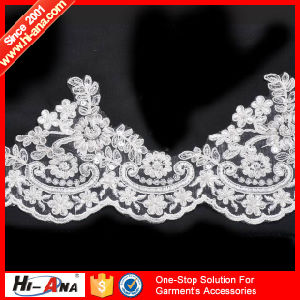 Trade Assurance Wholesale Ladies Bridal China Lace Market pictures & photos