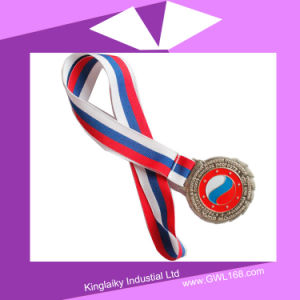 Promotional Gift Medal with Landyards (M-0001) pictures & photos