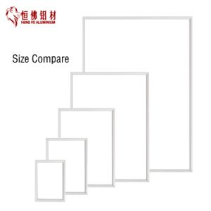 Aluminum Picture Frame Aluminum Profile pictures & photos