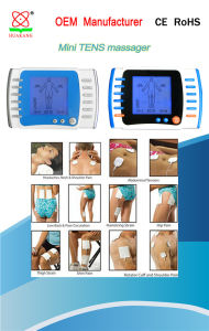 Tens Therapy Foot Massage Machine pictures & photos