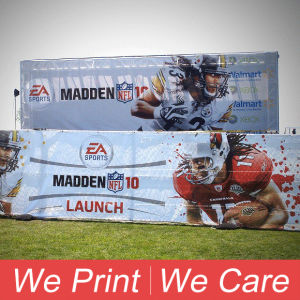 Outdoor Fence Custom Printing Vinyl PVC Mesh Banners pictures & photos
