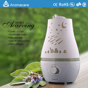 3L Two Nozzles Cool Mist Humidifier (TH-003) pictures & photos