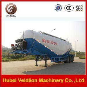 30-50m3 Bulk Cement Powder Tank Semi-Trailer pictures & photos