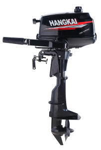 Hangkai 4HP 2 Stroke Outboard Motor for Inflatable Boat pictures & photos