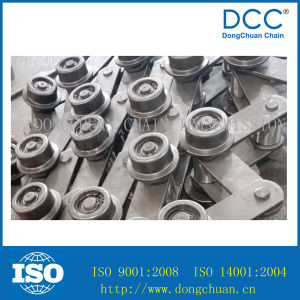 Industry Roller Conveyor Chain with Top Bearing pictures & photos