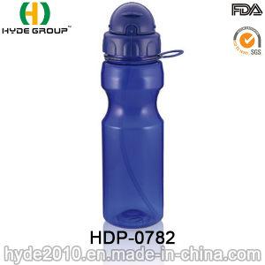 Dark Blue Tritan BPA Free Plastic Bottle (HDP-0782) pictures & photos