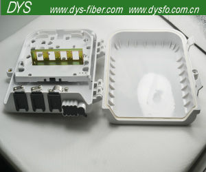 FTTH 12 Ports Fiber Optic Termination Box Small 5mm - 10mm for Outdoor pictures & photos