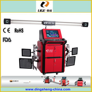 3D Wheel Alignment CE Approval Aligner