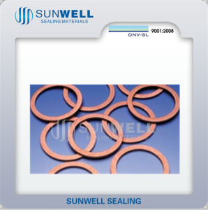 Red Copper Solid Copper Gasket pictures & photos