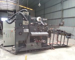 Flexo Printing Machine (RY-320-2 color) pictures & photos