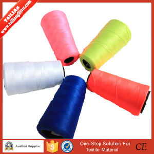 Wholesale Dyed 40s/2 Polyester Sewing Thread pictures & photos