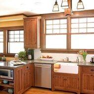Kitchen Furniture Craftman Style Kitchen Cabinets (cm-7) pictures & photos