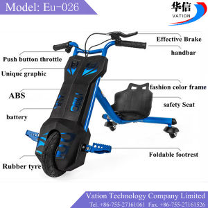 2016 Newest Design Christmas Gifts Electric Bike Pocket Bike Drift Bike. pictures & photos