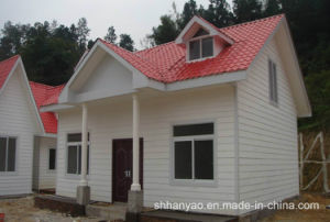 Prefabricated Light Steel House with Steel Structure pictures & photos