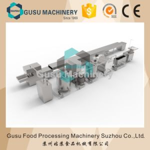 Ce High Quanlity Snack Food Chocolate Enrobing Machine (TYJ800) pictures & photos