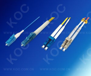 Fiber Patch Cord LC LC for Data Transmission pictures & photos