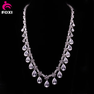 Fine Jewelry China Manufacturer AAA Stone Necklace pictures & photos