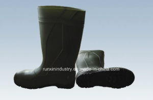 Safety Industrial PVC Rain Boots with Steel Toe 108GB pictures & photos