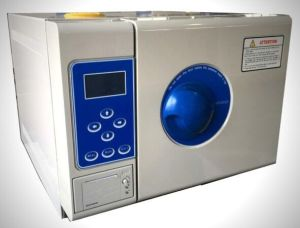 LCD Digital Vacuum Autoclave for HIV, HBV, Bse and Bacillus pictures & photos