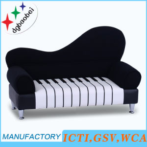Great Quality Single Seat Piano Baby Sofa (SXBB-226-2) pictures & photos