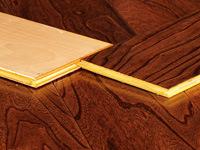 Elm Multi Layer Engineered Wood Flooring pictures & photos