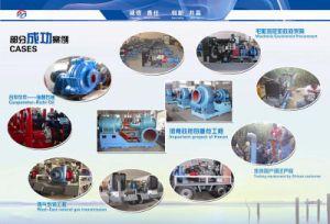 Factory Sale Abrasion Resistant Abrasive Slurry Pump for Heavy Industries pictures & photos