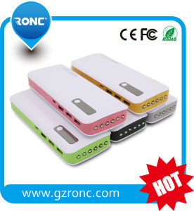 Fast Charger Power Bank with Dual USB Port Battery Charger pictures & photos
