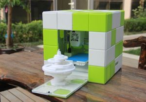 Magicube 3D Printing Machine with PLA Filament and Modelling Software pictures & photos