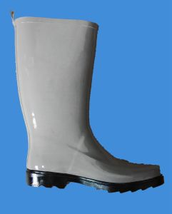 Ladies Fashion Rubber Rain Boots pictures & photos