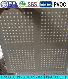 Good Quality Perforated Gypsum Board pictures & photos