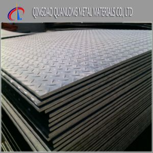 St37-2 Carbon Chequered Steel Plate Specification pictures & photos
