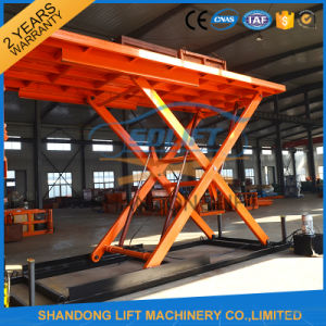 Stationary Hydraulic Mechanical Garage Car Lift pictures & photos