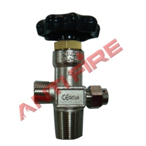 Wheeled CO2 Fire Extinguisher Valve, Xhl01015 pictures & photos