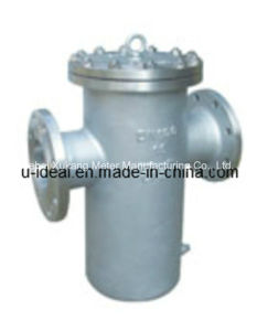 Quick Open Basket Filter Strainer, High Precision Filter Strainer, Y Type Strainer, Bag-Type Strainer pictures & photos