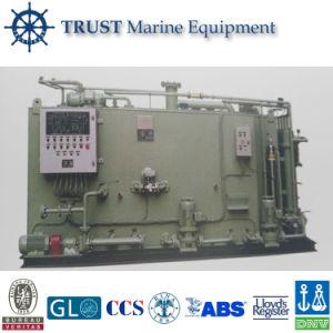 Marine Uacuum System Water Membrane Sewage Treatment Plant pictures & photos