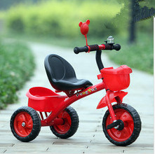High Quality Children Tricycle Two Seat with Ce Child Tricycle pictures & photos