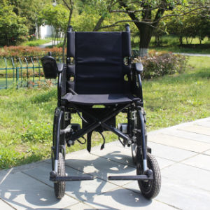 2016 New Arrival Electric Wheelchair for Disabled and Elderly Xfg-112fl pictures & photos