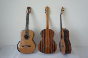 BV/SGS Certificate Supplier-Aiersi Wholeale Classical Guitar (SC110SPF) pictures & photos