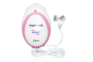 CE Approved Angelsounds Fetal Prenatal Heart Rate Monitor Doppler 3MHz (JPD-100S(mini)) -Fanny pictures & photos