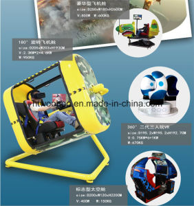 9d Vr Interactive Game Flying Shooting Amusement Game Equipment pictures & photos