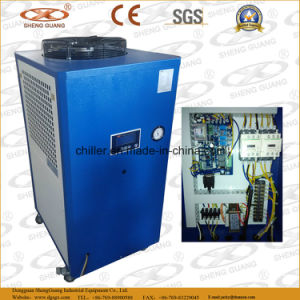 Industrial Water Cooled Chiller with Water Tank pictures & photos