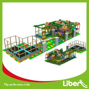 Most Popular Eco-Friendly Indoor Playground Set pictures & photos
