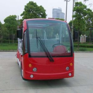 11 Seatser New Electric Shuttle Cart for Sale Dn-11 with Ce pictures & photos