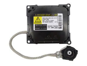 Original Ballast D4 for Lexus GS460 and Toyota Venza