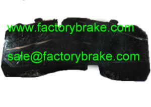BPW Disc Brake Pad Wva 29165/29215/29268 pictures & photos