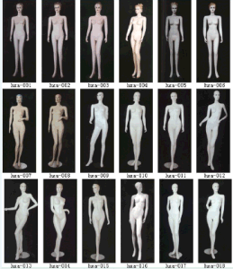 High Quality Mannequins with Good Price 09054 pictures & photos