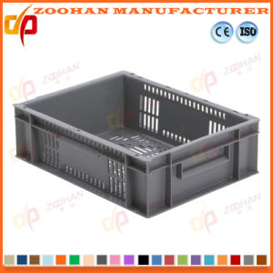 Colorful Fruit and Vegetable Plastic Storage Display Turnover Box (Zhtb2) pictures & photos