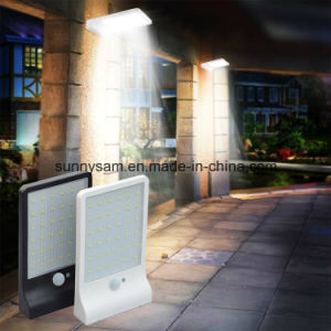 Waterproof Super Bright Solar Security Light for Outdoor Wall Yard pictures & photos