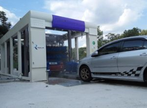 Automatic Car Wash Machine for Kenya Carwash Business pictures & photos