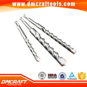 Wholesale Double Flutes SDS Hammer Drill Bit pictures & photos